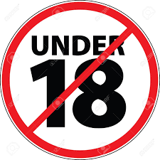 18才未満の閲覧禁止